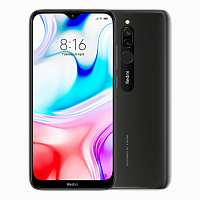 купить Xiaomi Redmi 8 64GB/4GB Black (Черный) в Норильске